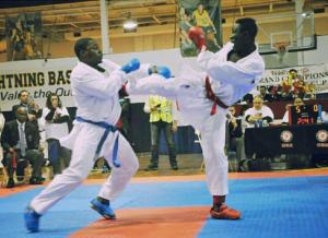 Elhadji Gaye Ndour Competition