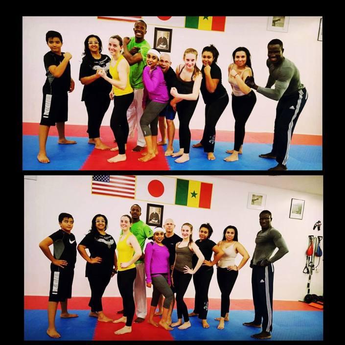 kickboxing class 2